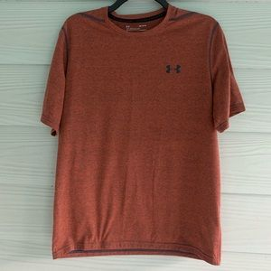 Under Armour tee Heatgear. EUC